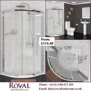 Advantages of Quadrant Shower Enclosures