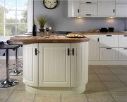 Ivory Matt Replacement Kitchen Doors Drawers Fronts Avondale