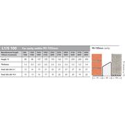 IG L1/S 100 CAVITY WALL LINTEL